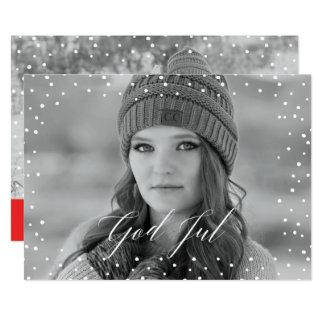 Julen Snö | Julkort Card