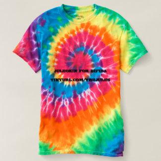 Juleokin For Bifida Tiedie Women's T-shirt