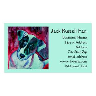 """""""Julep"""" -  Dog Art Business Card"""