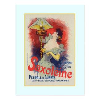 Jules Chéret advertisment,1890 Postcard