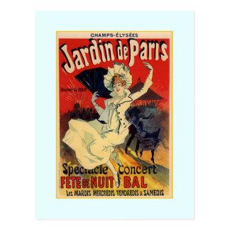 Jules Chéret,advertisment,1890. Postcard