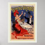 Jules Chéret,advertisment,1890 Posters