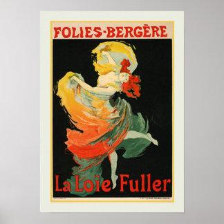 Jules Chéret,advertisment,1893 Poster