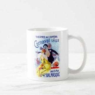 Jules Cheret Carnaval Mug