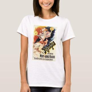 Jules Cheret Olympia t-shirts