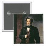 Jules Favre  1865 Button