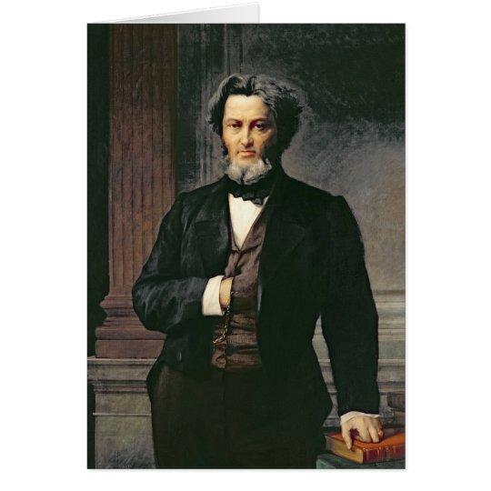 Jules Favre  1865 Card