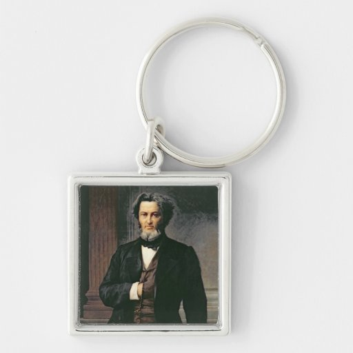 Jules Favre  1865 Keychain