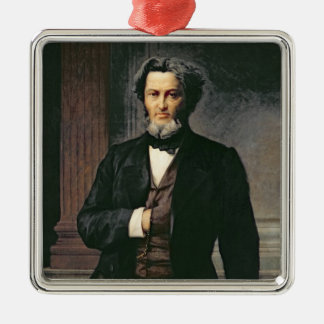 Jules Favre  1865 Metal Ornament