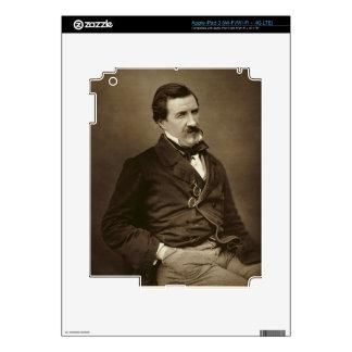 Jules Francois Felix Husson, 'Champfleury' (1821-8 iPad 3 Skins