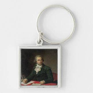 Jules-Francois Pare  1793 Keychain
