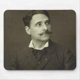 Jules Garnier (1847-89), from 'Galerie Contemporai Mouse Pad