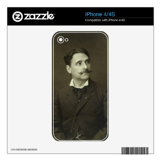 Jules Garnier (1847-89), from 'Galerie Contemporai Decal For The iPhone 4S