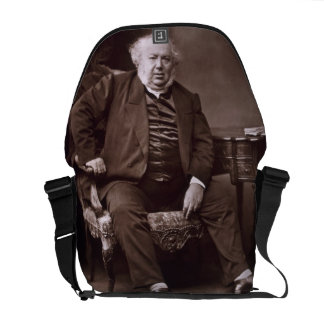 Jules Janin (1804-74), from 'Galerie Contemporaine Courier Bag
