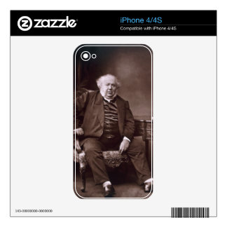 Jules Janin (1804-74), from 'Galerie Contemporaine Skin For The iPhone 4S