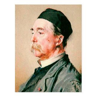 Jules Joseph Lefebvre Postcard