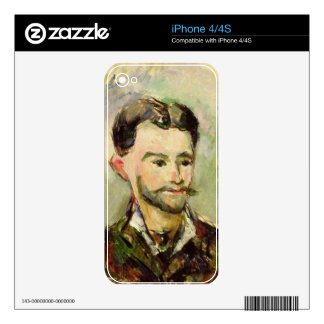 Jules Peyron, c.1885 (oil on canvas) iPhone 4S Decal