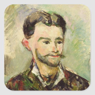 Jules Peyron, c.1885 (oil on canvas) Square Sticker