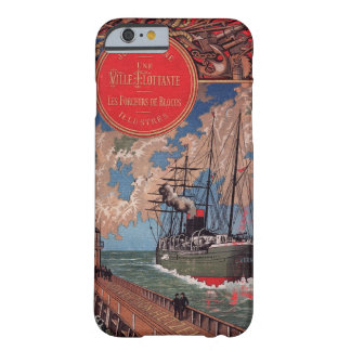 ~ Jules Verne 1898 ~ Barely There iPhone 6 Case