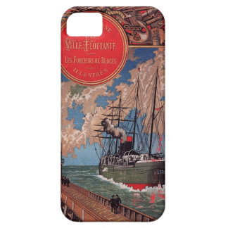 Jules Verne 1898 iPhone SE/5/5s Case