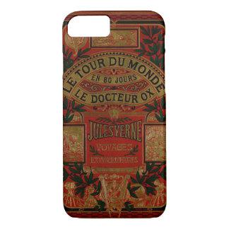 Jules Verne Around The World In Eighty Days iPhone 7 Case