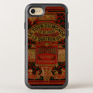 Jules Verne Around The World In Eighty Days OtterBox Symmetry iPhone 7 Case