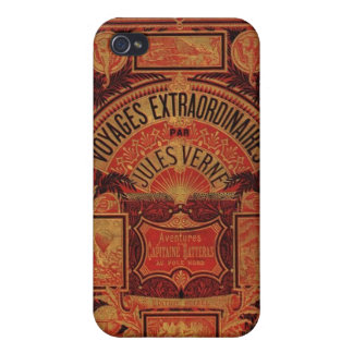 Jules Verne Extraordinary Voyages Book Cover