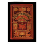 Jules Verne Extraordinary Voyages Book Cover Cards