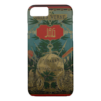 Jules Verne Extraordinary Voyages iPhone 7 Case