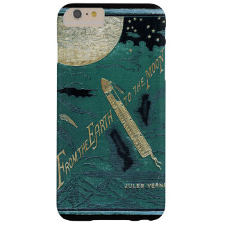 Jules Verne From The Earth To The Moon Barely There iPhone 6 Plus Case
