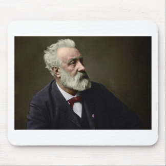 Jules Verne in 1892 Mouse Mats