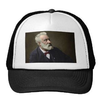 Jules Verne in 1892 Trucker Hat