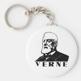 Jules Verne Keychain