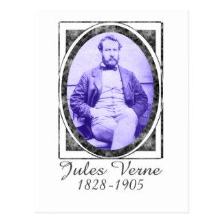 Jules Verne Postcard