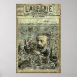 Jules Verne Print