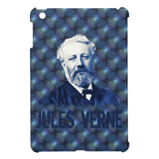 Jules Verne Steampunk iPad Mini Protectores