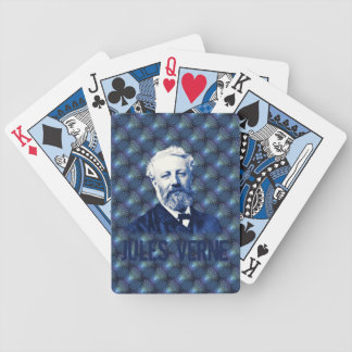 Jules Verne Steampunk Playing Cards
