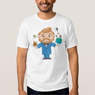 Jules Verne T Shirt