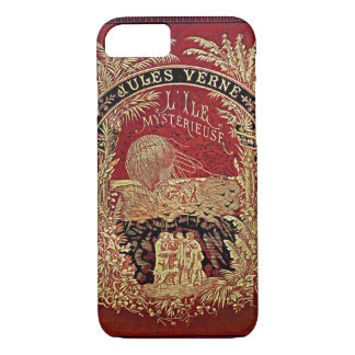 Jules Verne The Mysterious Island iPhone 7 Case
