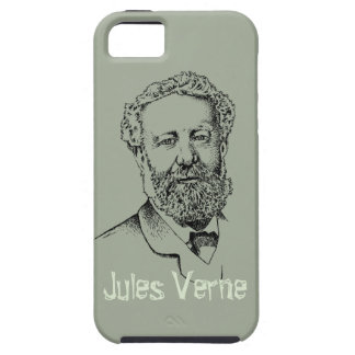 Jules Verne the steampunk writer iPhone SE/5/5s Case