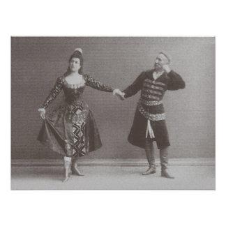 Julia and Felix Kschessinsky in the mazu Poster