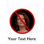 Julia anti Gillard Tarjeta Postal
