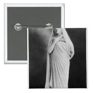 Julia Bartet  in 'Antigone' by Sophocles Button