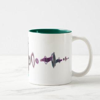 Julia Cells 0908062333 Two-Tone Coffee Mug