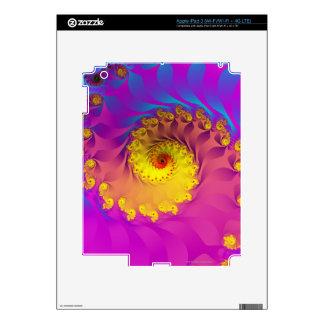 Julia Fractal 2 iPad 3 Skin