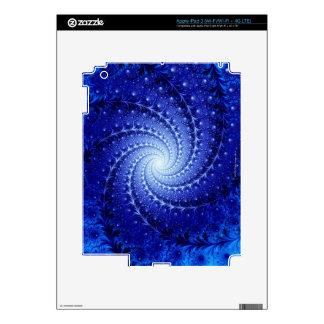 Julia Fractal 4 iPad 3 Decals