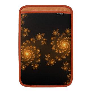 Julia Fractal Art Modern Mandelbrot Pattern Sleeve For MacBook Air