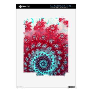 Julia Fractel iPad 3 Decals