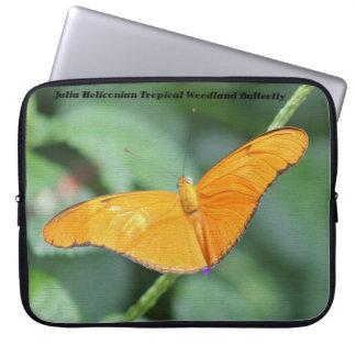 Julia Heliconian Butterfly Neoprene Laptop Sleeve