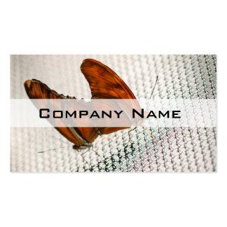 Julia Heliconian Dryas Julia Business Card